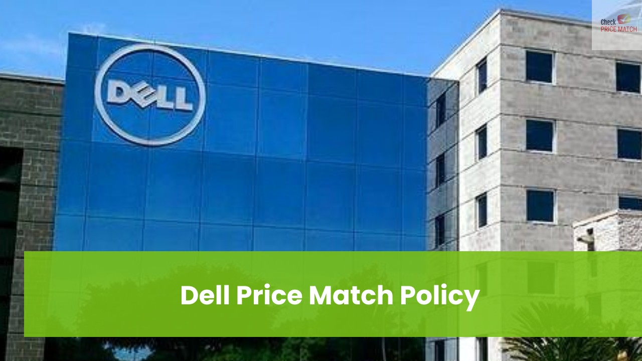 Dell Price Match Policy