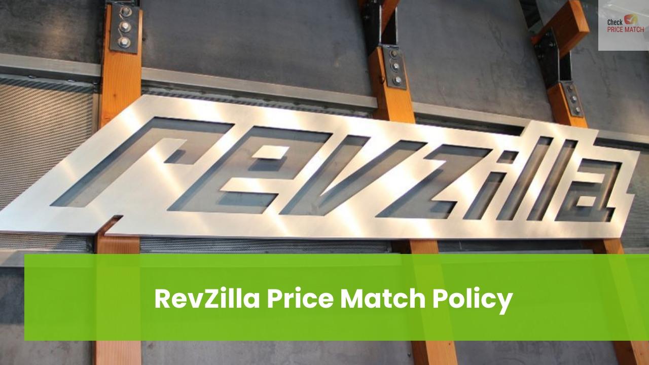RevZilla Price Match Policy