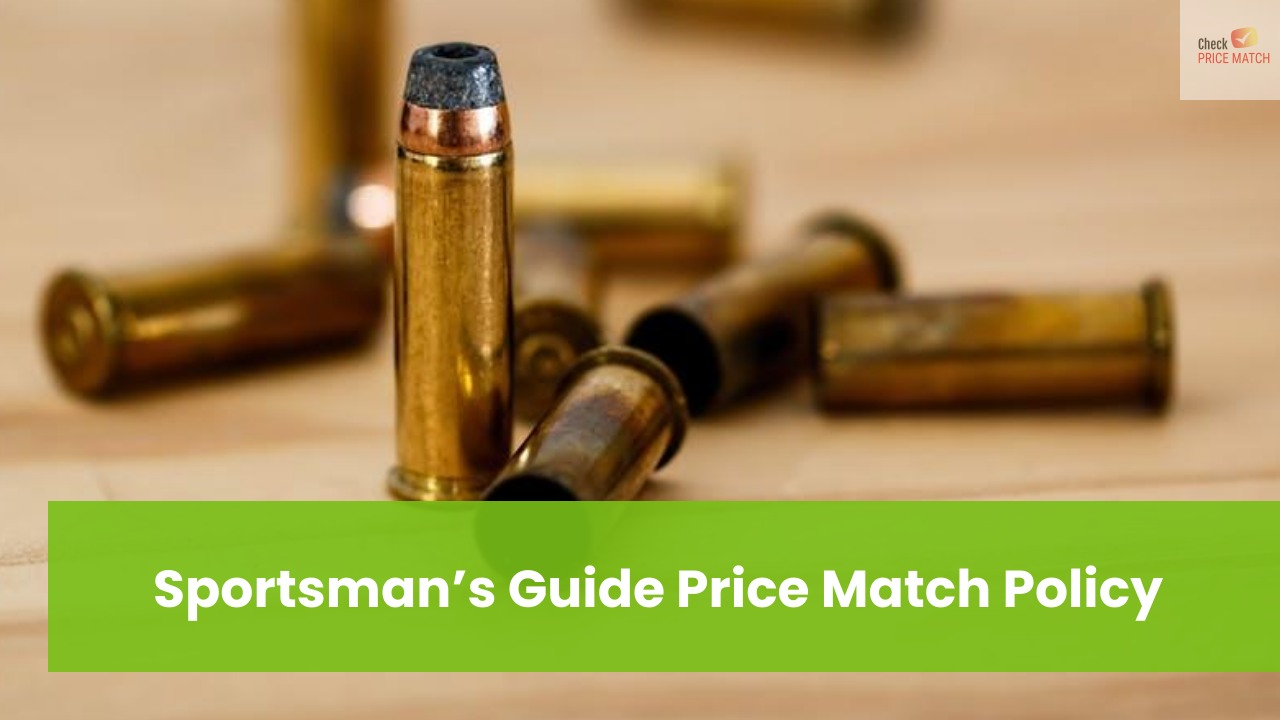 Sportsman's Guide Price Match Policy